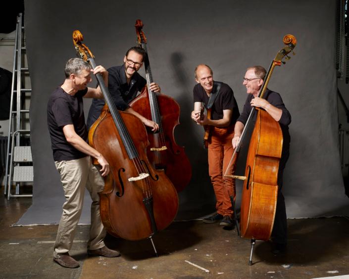 Musiker Gruppenfoto